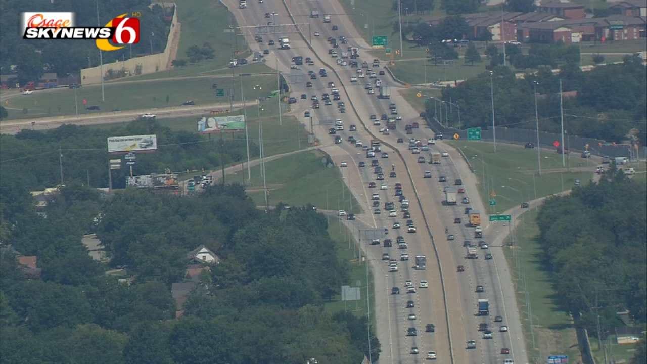 Resurfacing Work On Highway 169 To Get Underway In Tulsa