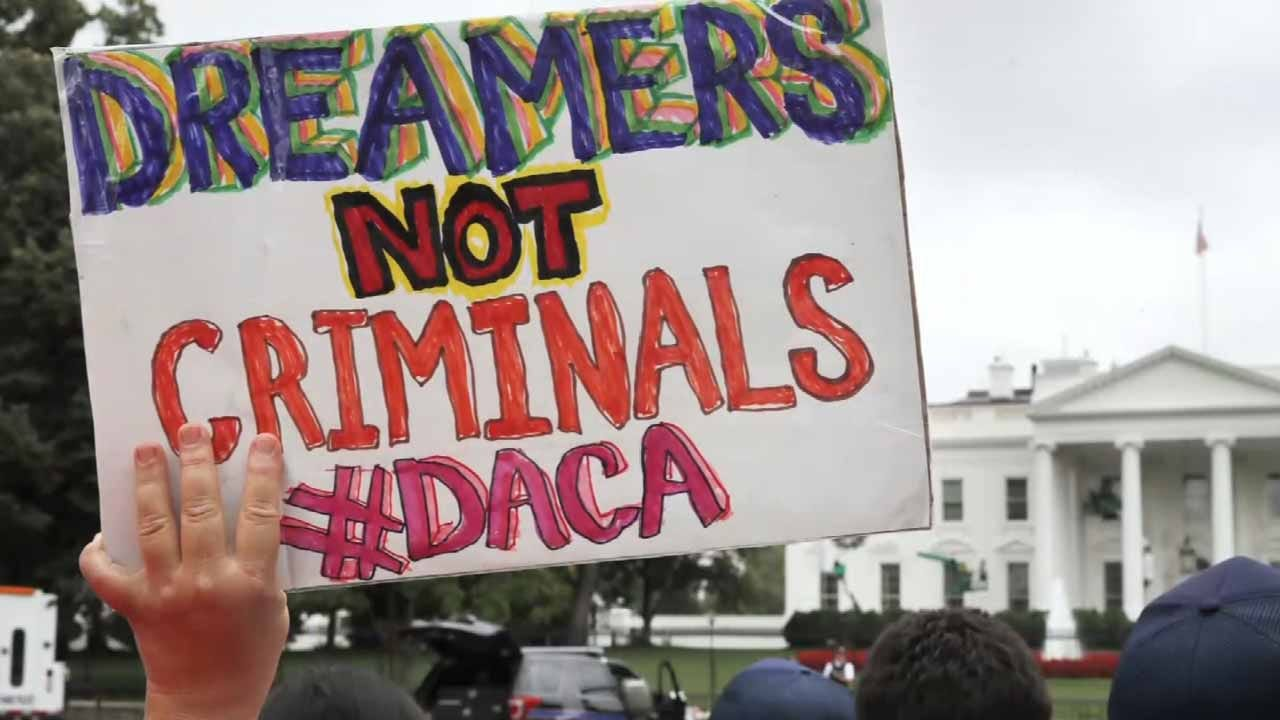 Tulsa Dreamers Worried For Future After Trump Administration's DACA Announcement