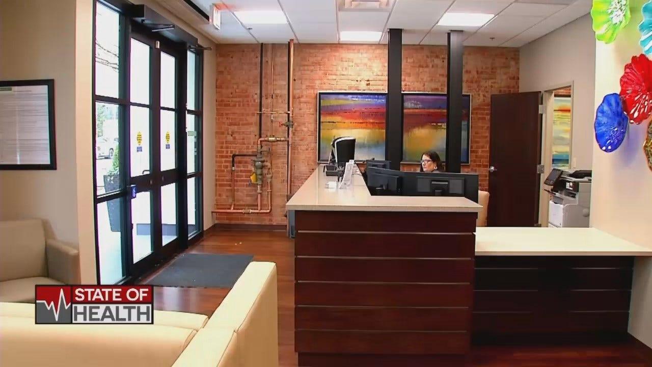 Urban Clinic Serves Thriving Downtown OKC Population