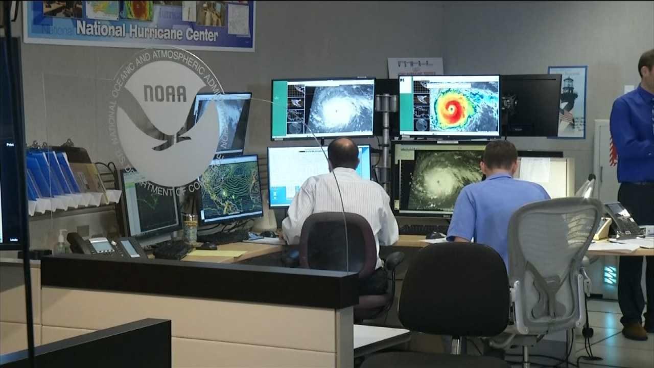 Hurricane Irma Makes First Landfall