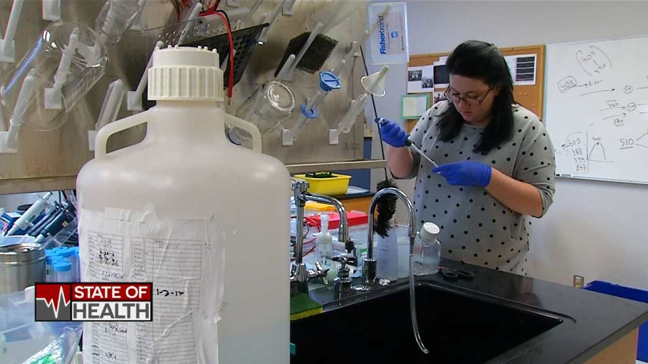 Oklahoma Researchers Study Ways To Slow Down Aging