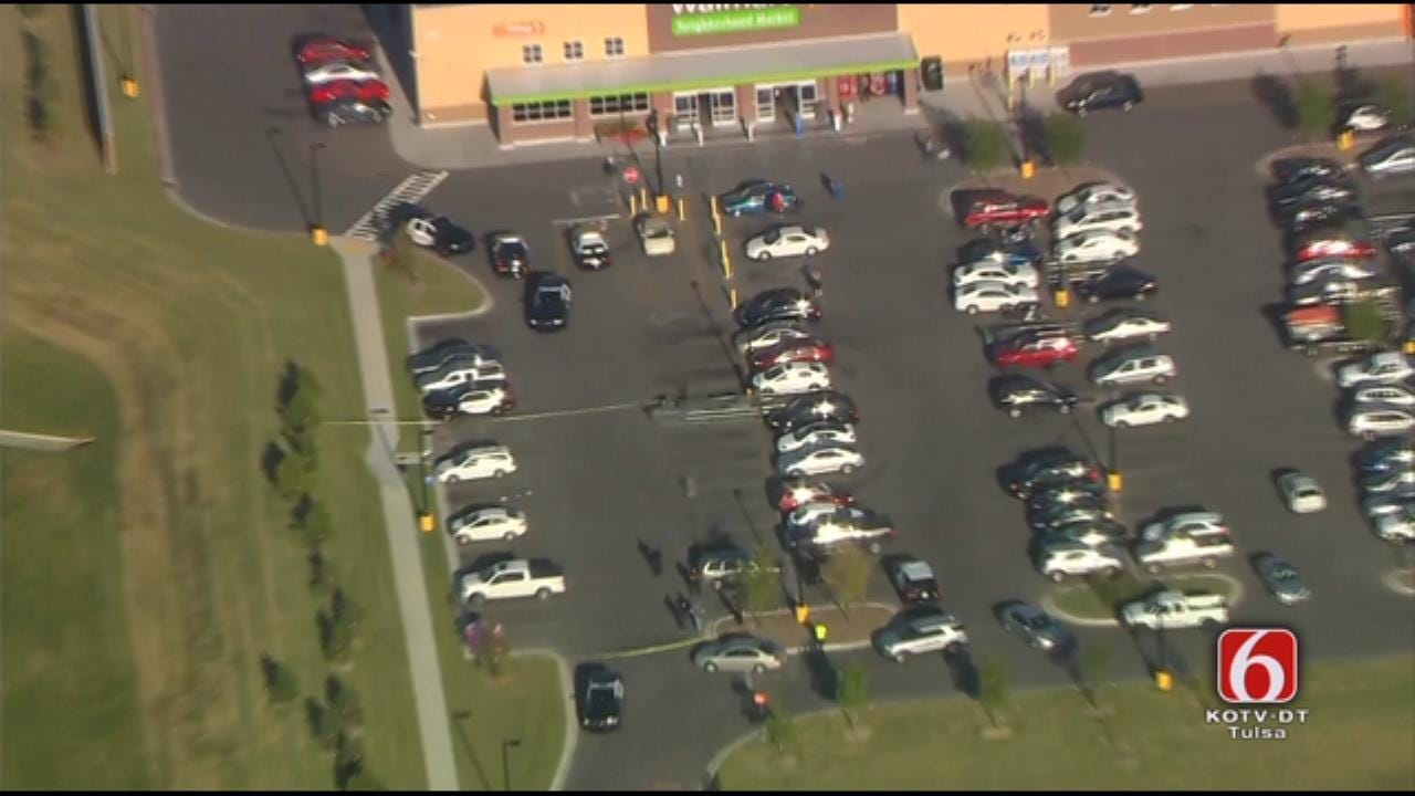 Person In Custody After Shooting At Broken Arrow Walmart
