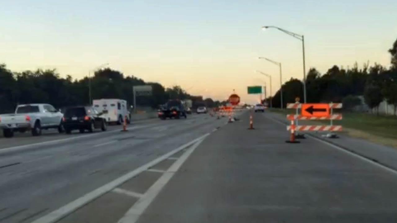 Resurfacing Project Begins On Highway 169 In Tulsa