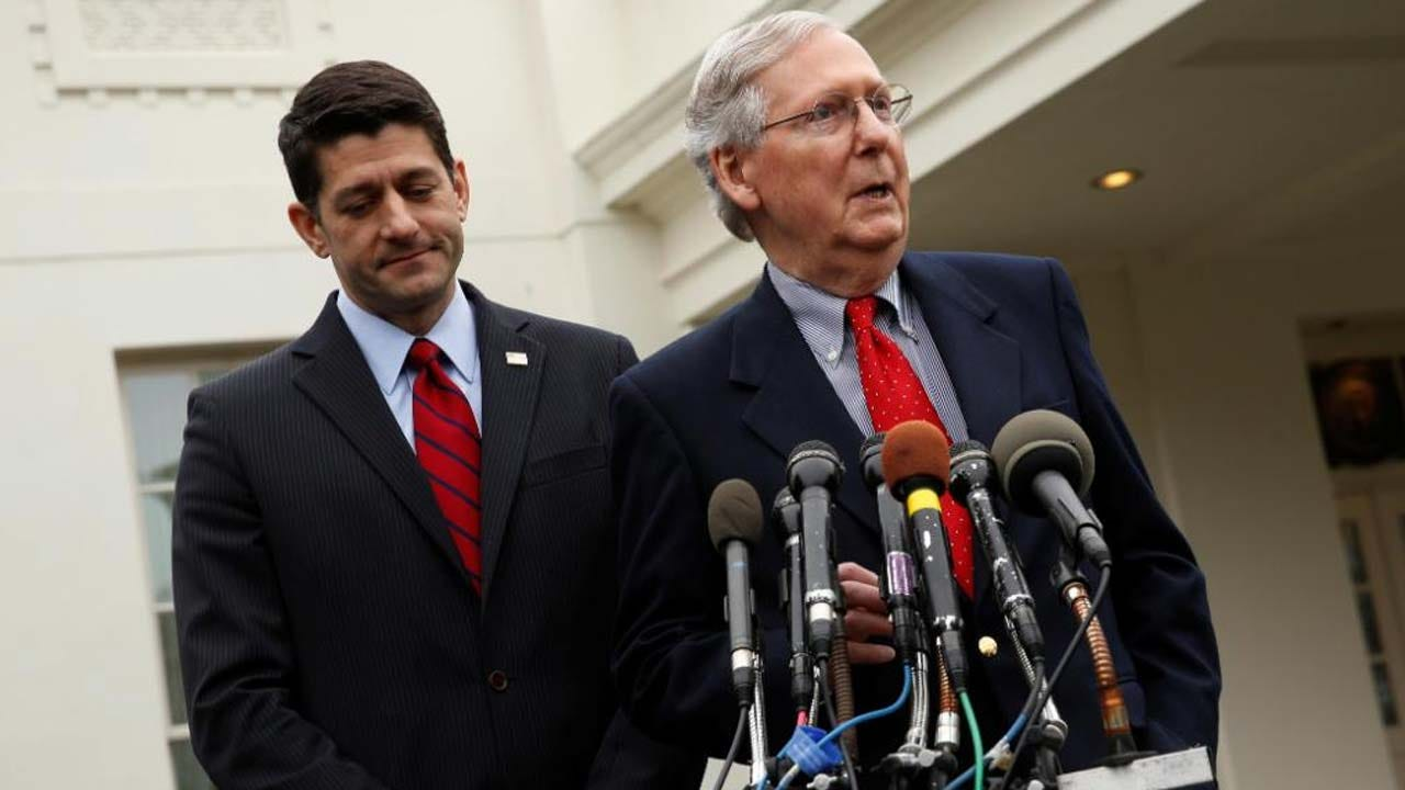 Trump Agrees To Debt Limit Hike, Short-Term Spending Bill