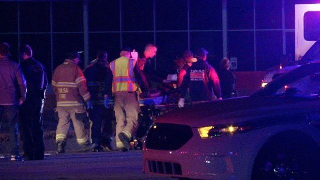Tulsa Man Pleads Guilty To Leaving Scene In Fatal Crash