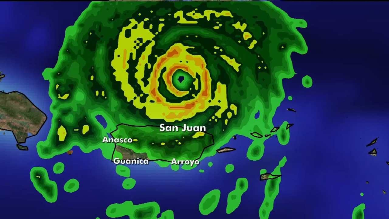 Deaths Reported As Hurricane Irma Roars Through The Caribbean