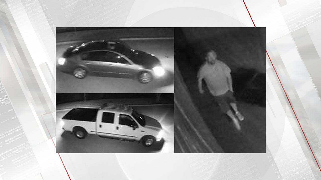 TPD Trying To Identify Person Of Interest In Storage Facility Break-In