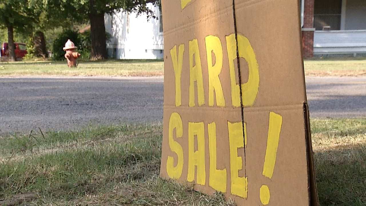 Safety High Priority For 100 Mile Garage Sale