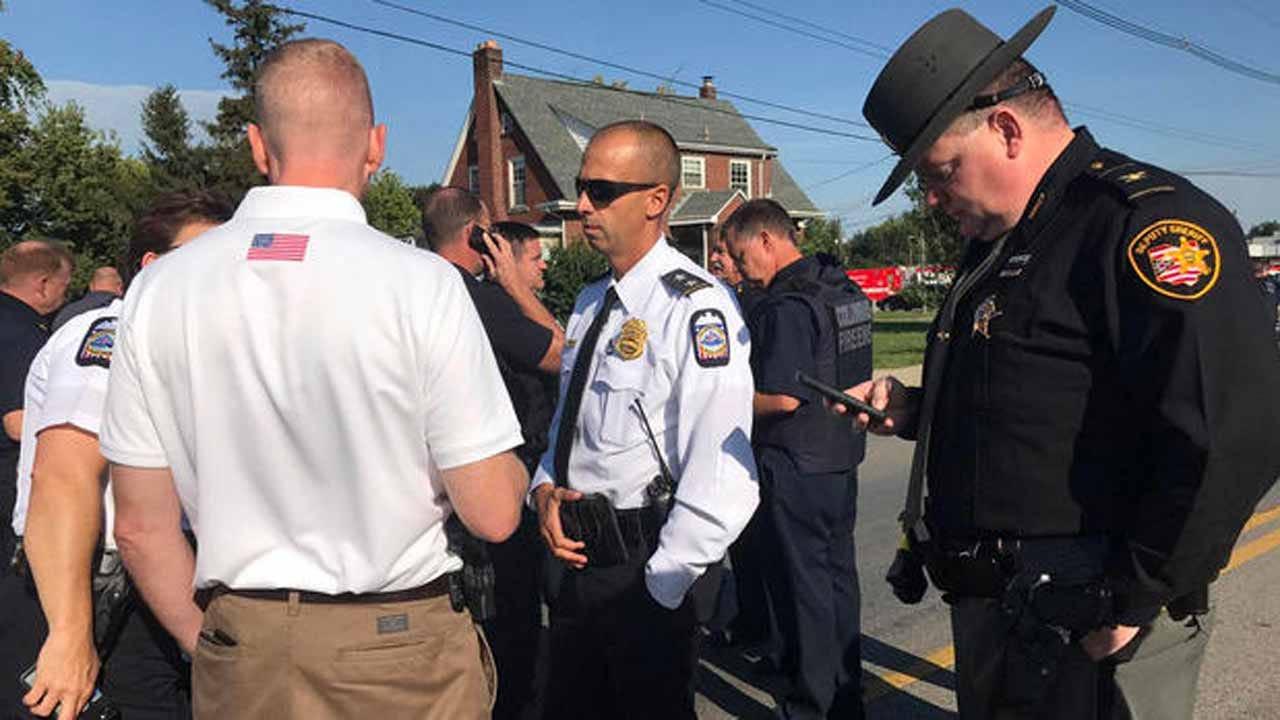 Suspected Columbus, Ohio High School Shooter Arrested