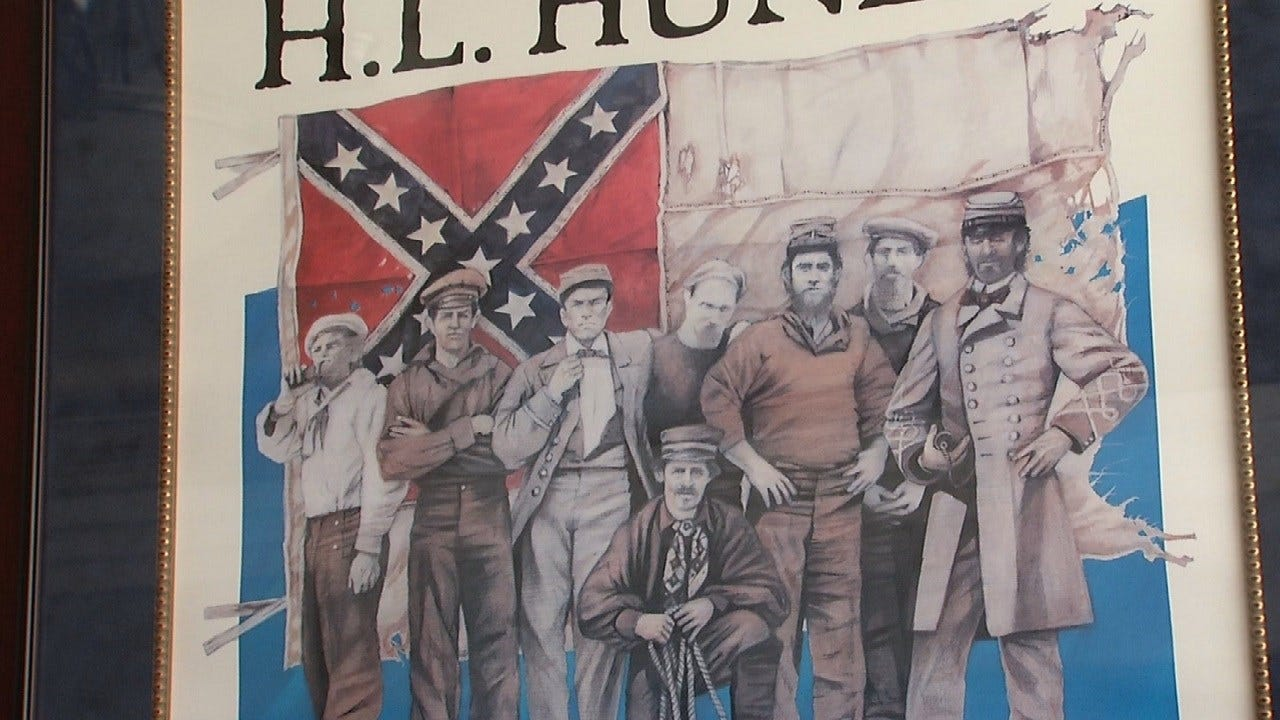Tulsa Confederate Group Weighs In On Charlottesville