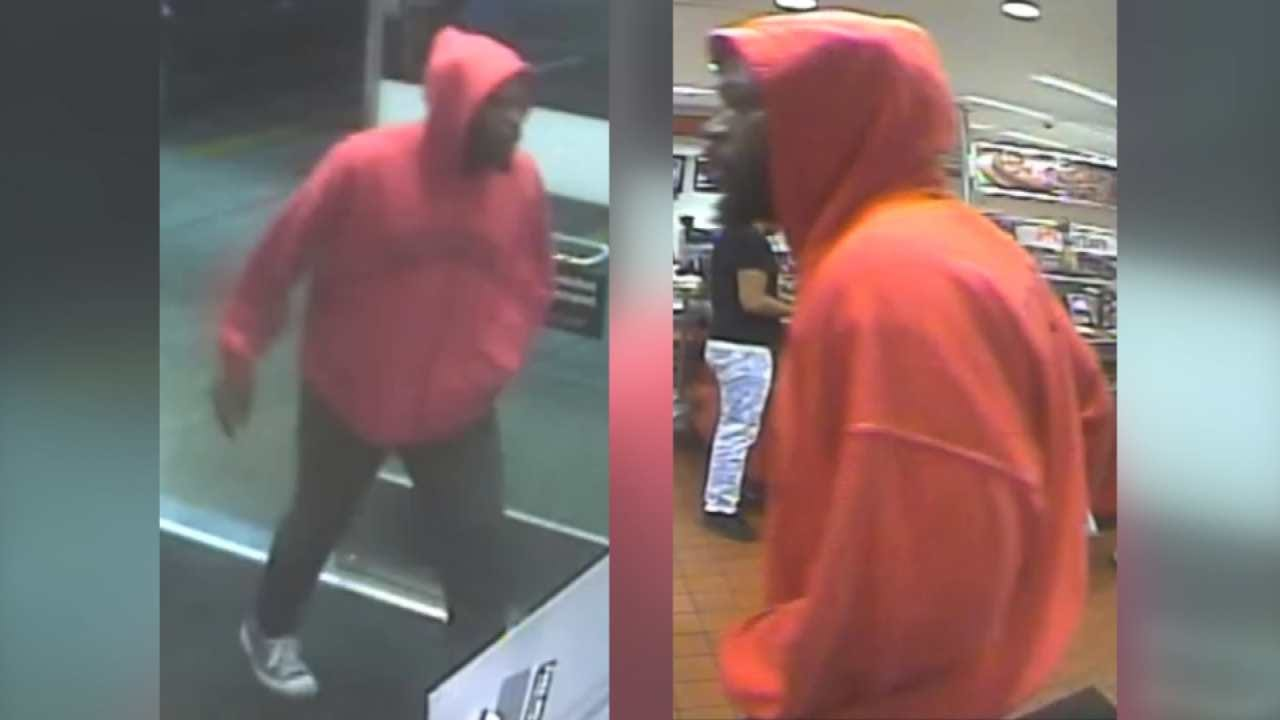 Tulsa Man Wanted For Multiple QuikTrip Robberies
