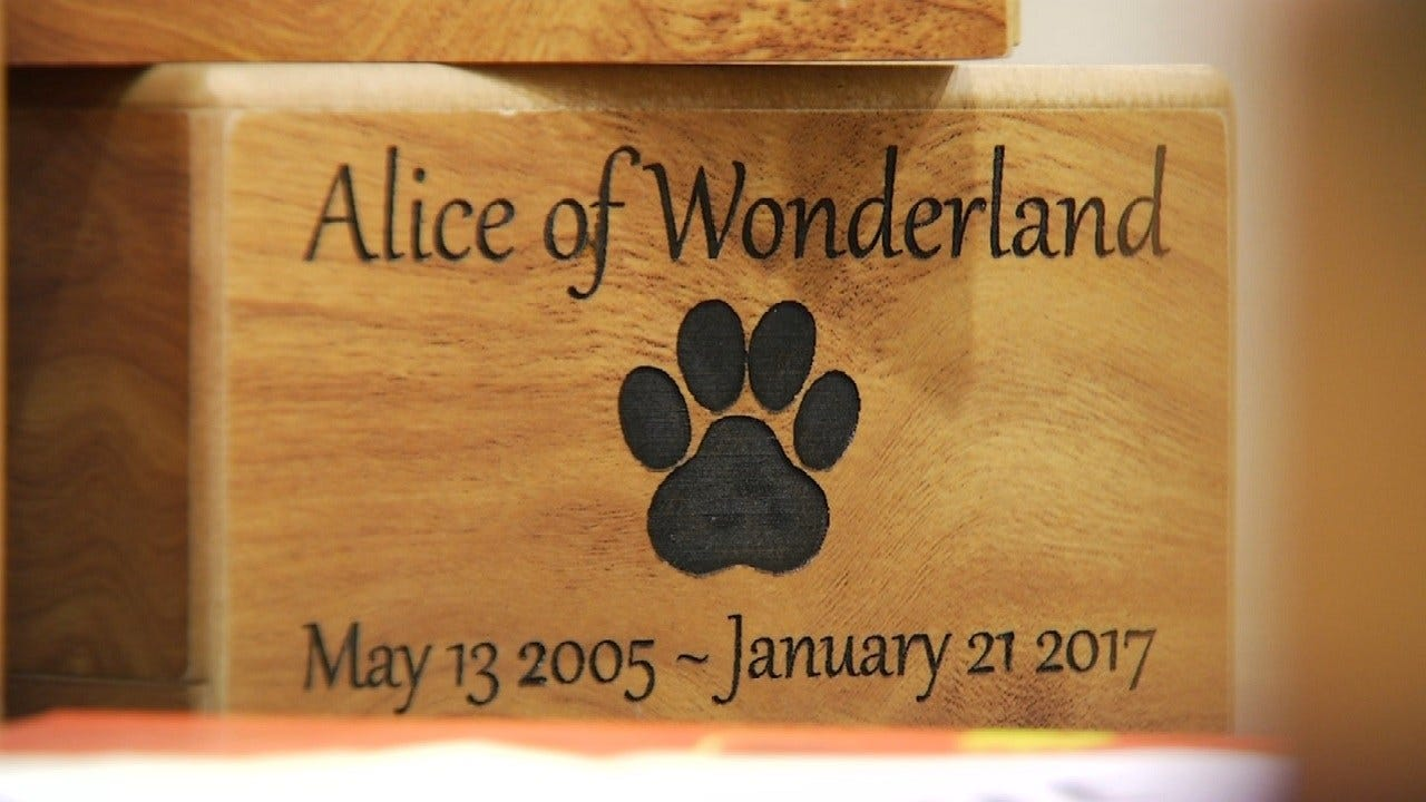 Tulsa Pet Funeral Home Provides Comfort For Animal Lovers