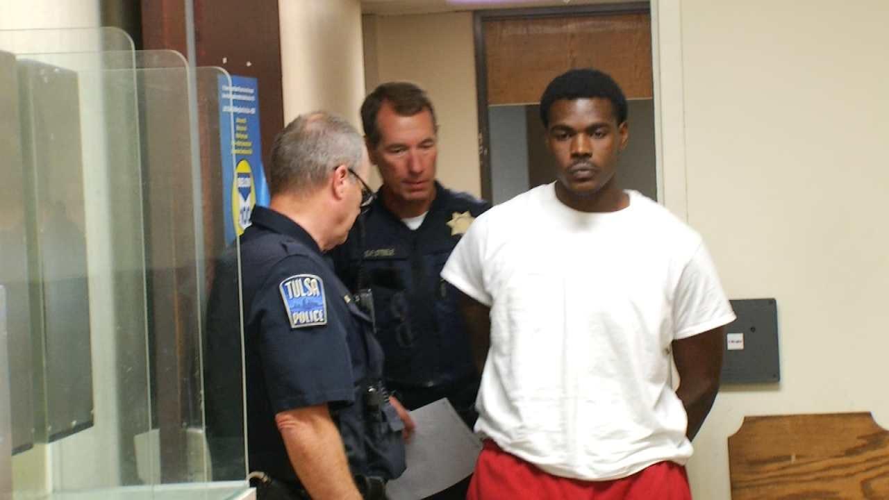 Tulsa Shooting Suspect Arrested