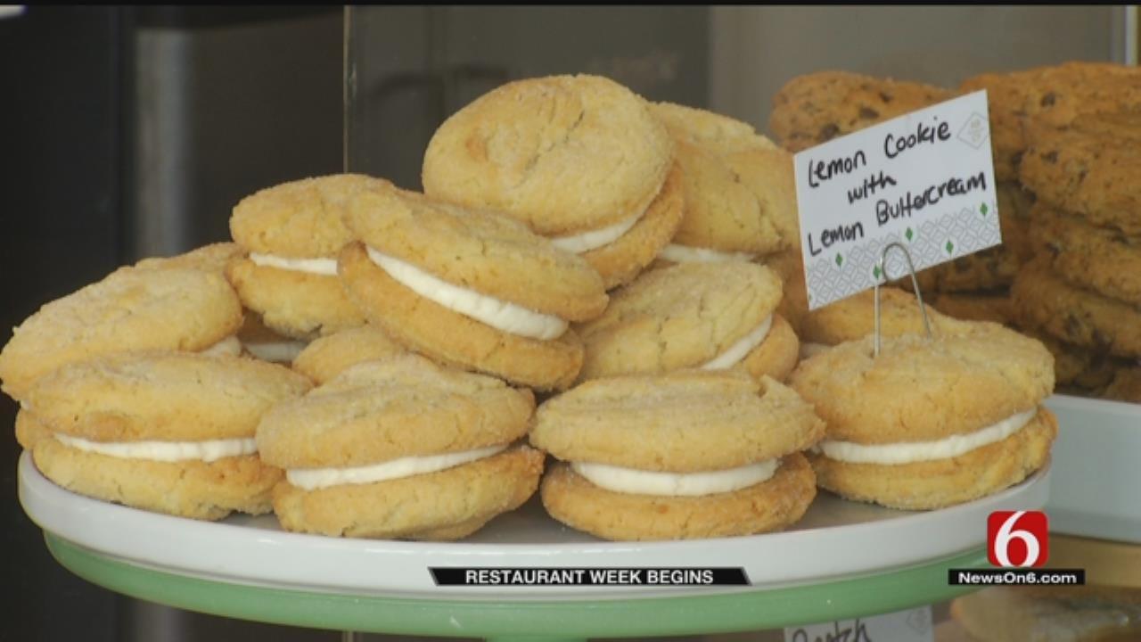 Tulsa's Restaurant Week Supports Community Food Bank