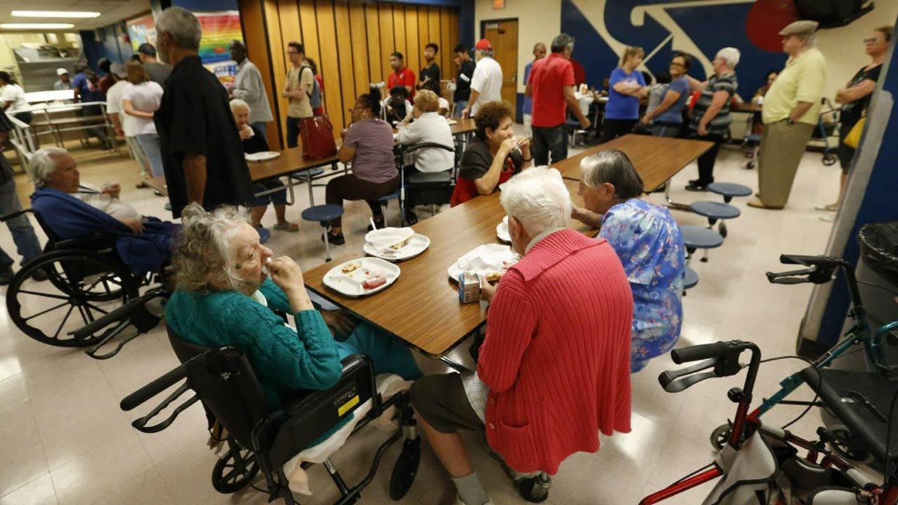 Hurricane Irma Poses Special Risks For Florida Senior Citizens