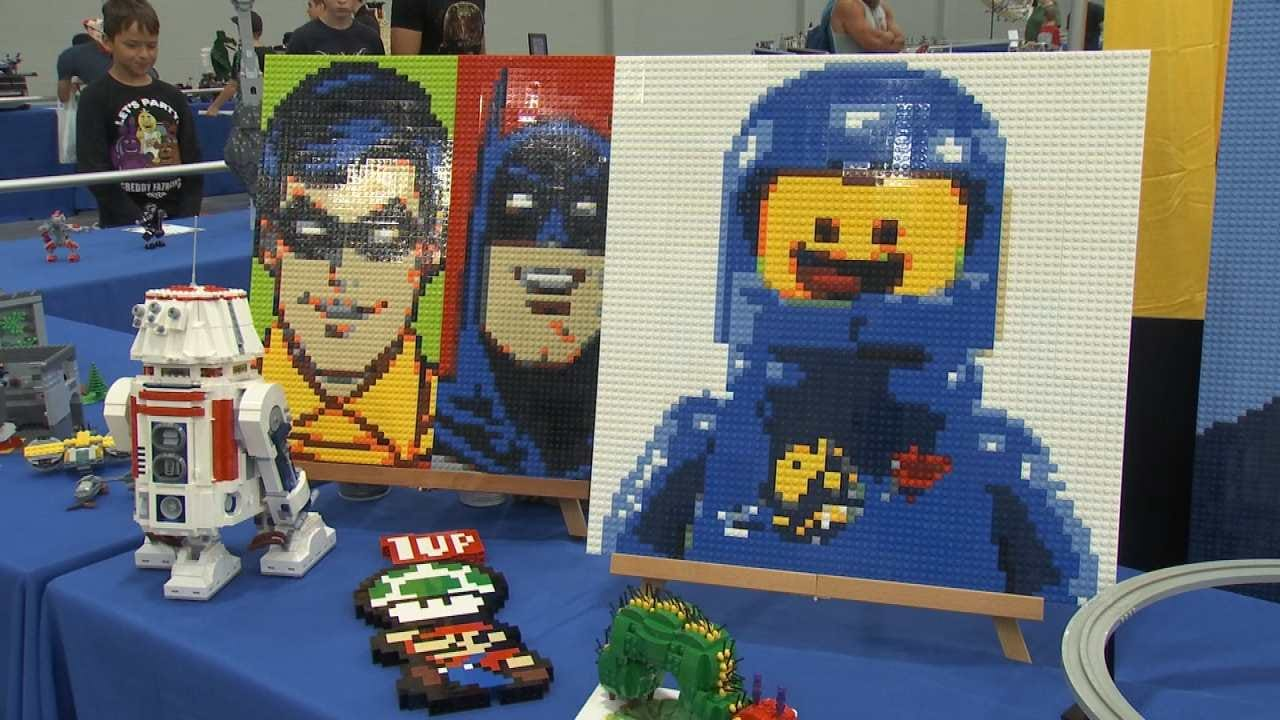 LEGO Convention In Tulsa