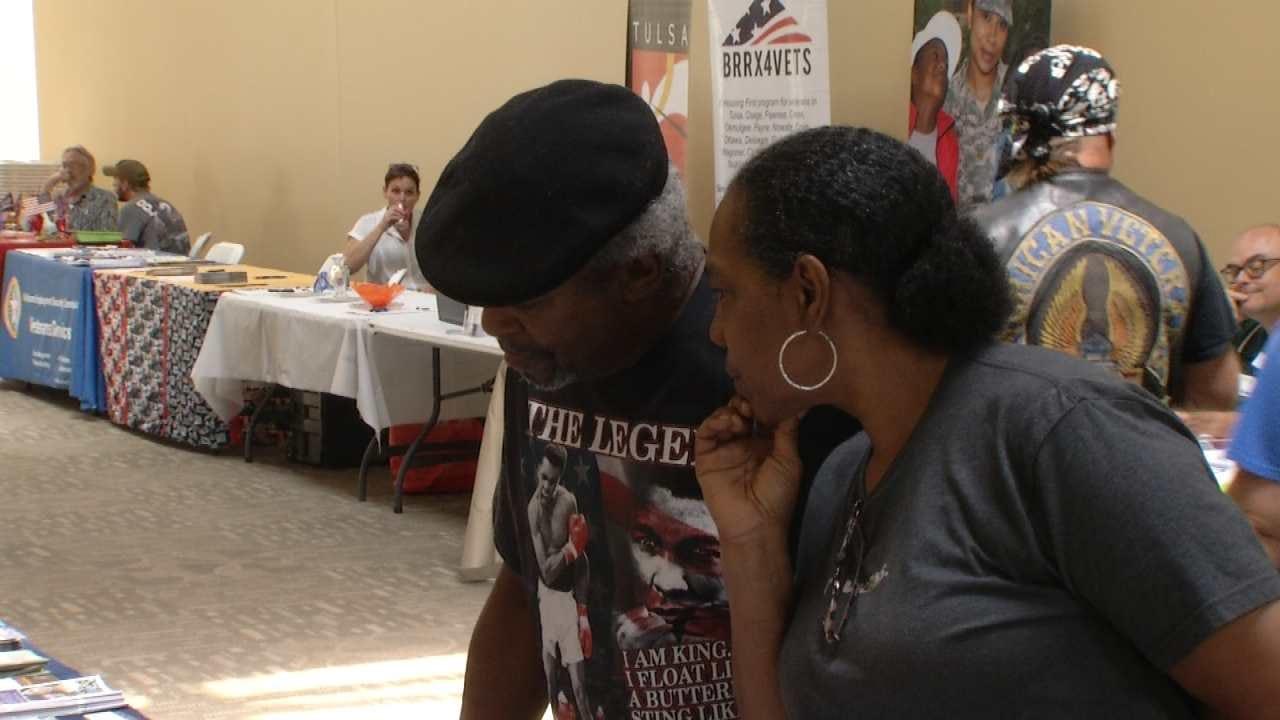 Tulsa Vet Center Provides Needed Resources