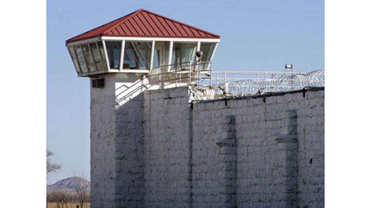 Water Problems For Oklahoma State Reformatory