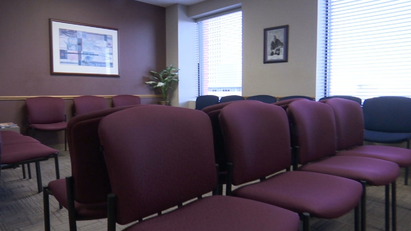 An Inside Look At The Victim Witness Center At Tulsa County Courthouse