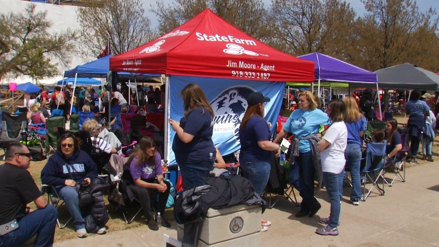 Bartlesville Returns To Class Thursday, Other Districts Worry About Impacts On Walkout