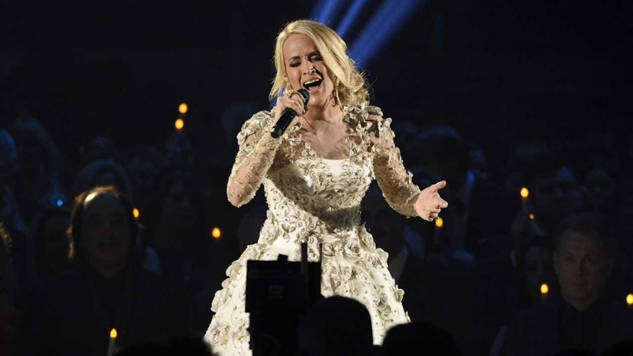 Carrie Underwood To Appear On Sunday's ACM Awards