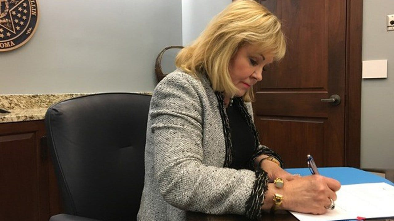 OEA Responds To Gov. Fallin's Signing Hotel/Motel Tax Repeal