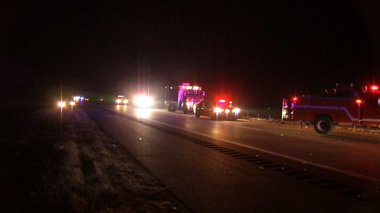 Two Injured In Washington County Rollover Crash