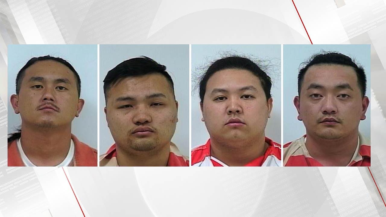Four Arrested In Record Setting Osage County Meth Bust