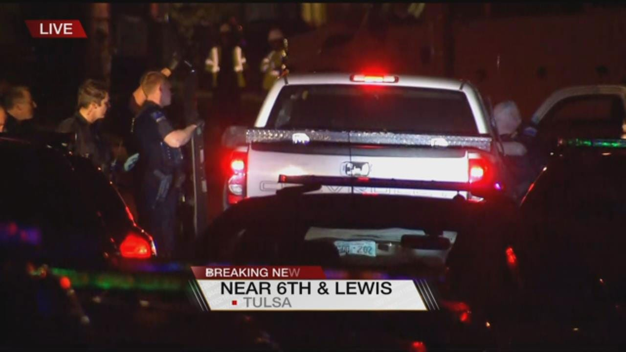 Police: Man Involved In Tulsa Standoff Shoots, Kills Himself