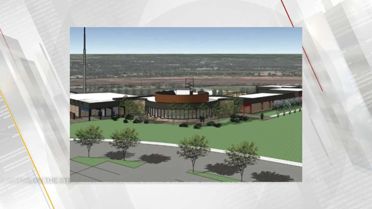 Sand Springs To Break Ground On New Public Safety Center