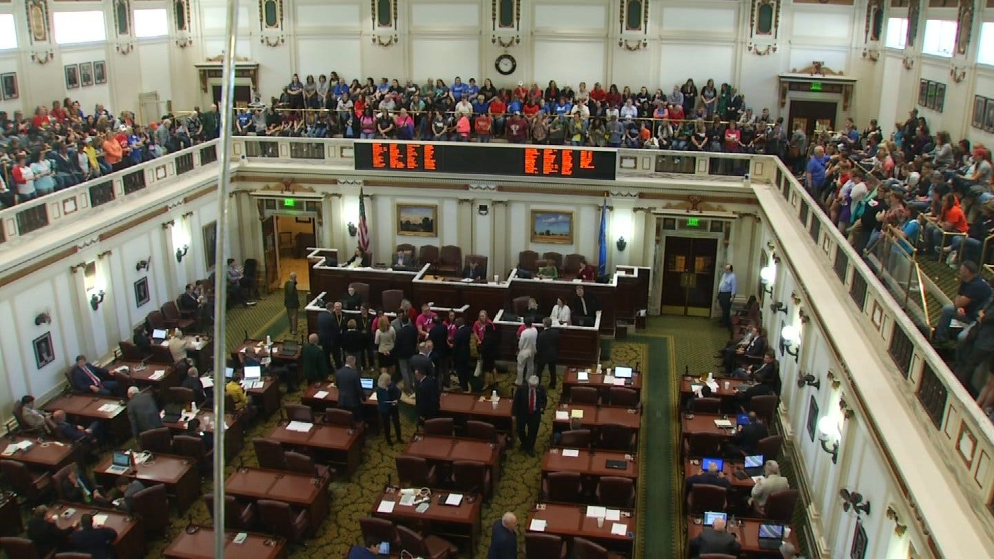 State Representatives Consider Consolidating Superintendents