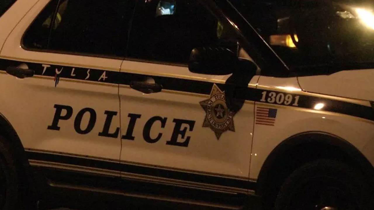 Tulsa Police Arrest 4 After Stolen Car Chase