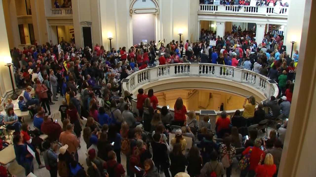 Candidate Filing Period Underway In Oklahoma