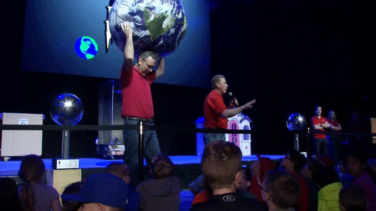 Hundreds Attend Wild Weather Camp At ORU