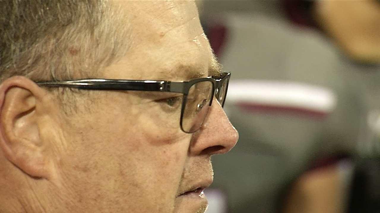 Jenks Head Football Coach Allan Trimble To Retire