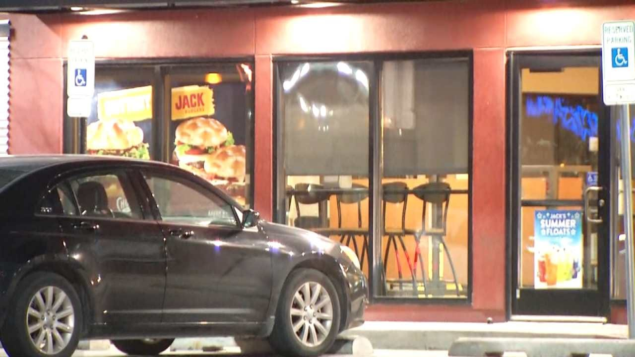 Police: Man Armed With A Knife Robs Two Nearby Tulsa Businesses