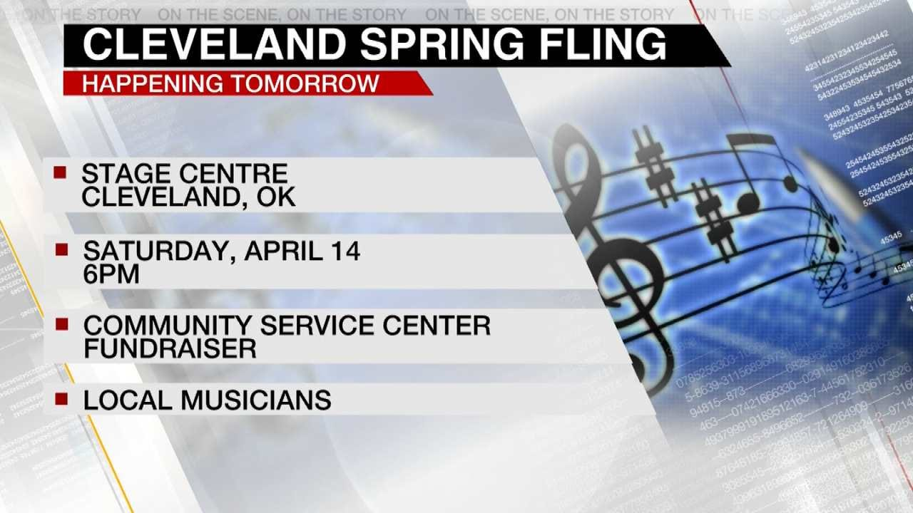 Cleveland's Spring Fling This Weekend