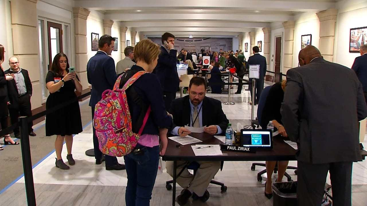 Deadline For Candidates Filing For State Offices Ends Today