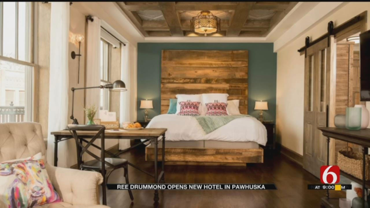 New Pioneer Woman Hotel Attracts Travelers Far And Wide