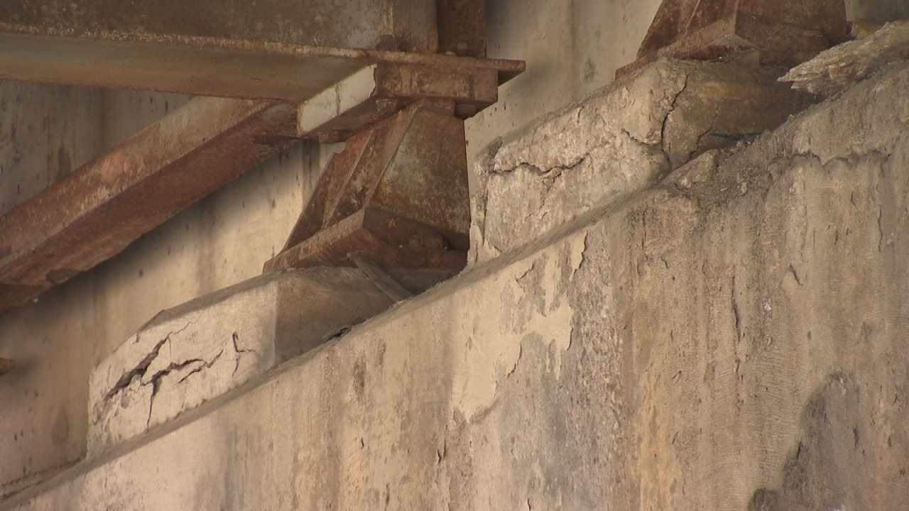 ODOT: I-244 Rehab Work Set To Get Underway On Harvard Bridge