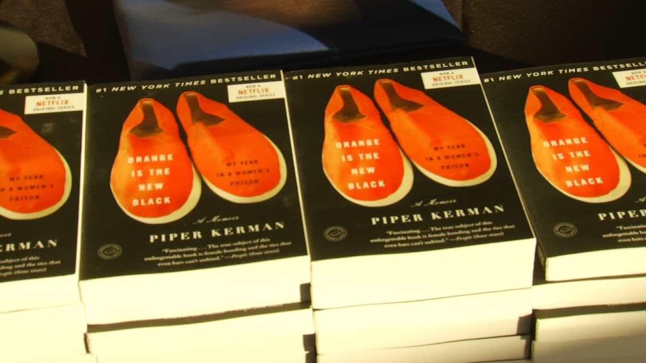 'Orange Is The New Black' Author Speaks In Tulsa