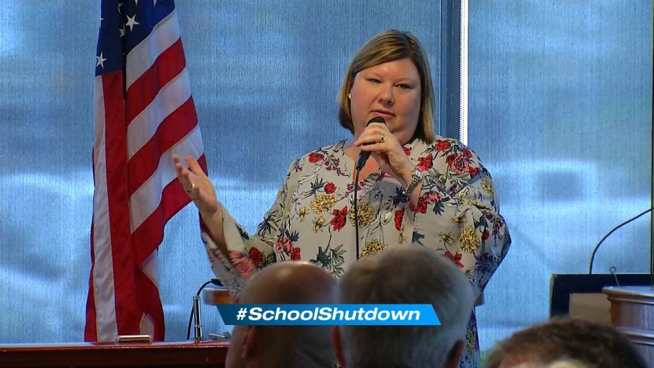 Petition Filed To Impeach Oklahoma Education Association President