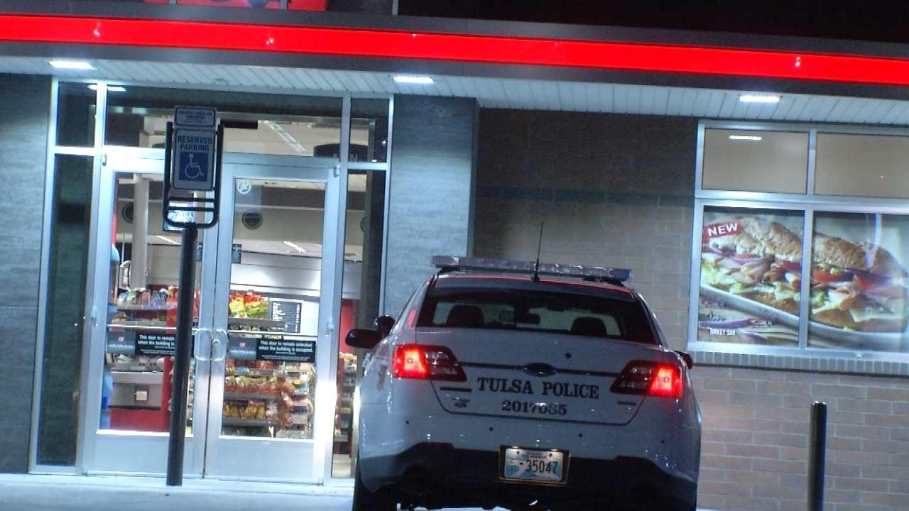 Police Arrest Tulsa Kitchen Knife Robber