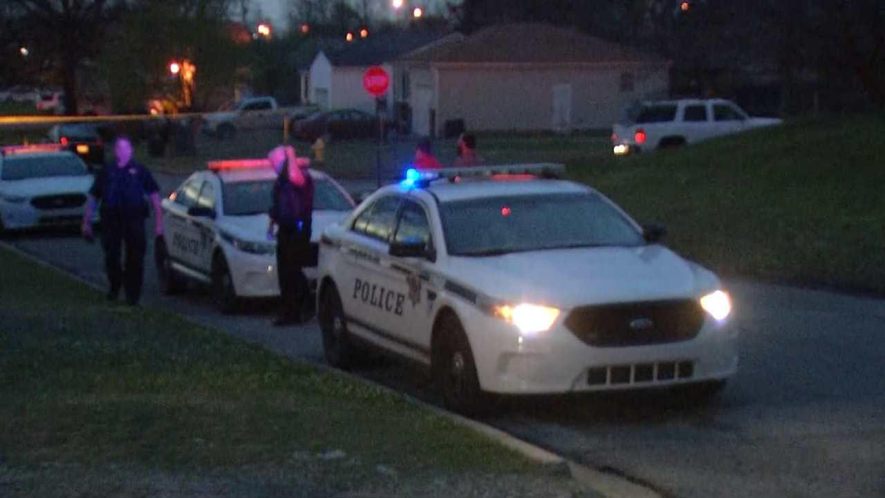 Police: Woman Shot In The Leg During Tulsa Home Break-In
