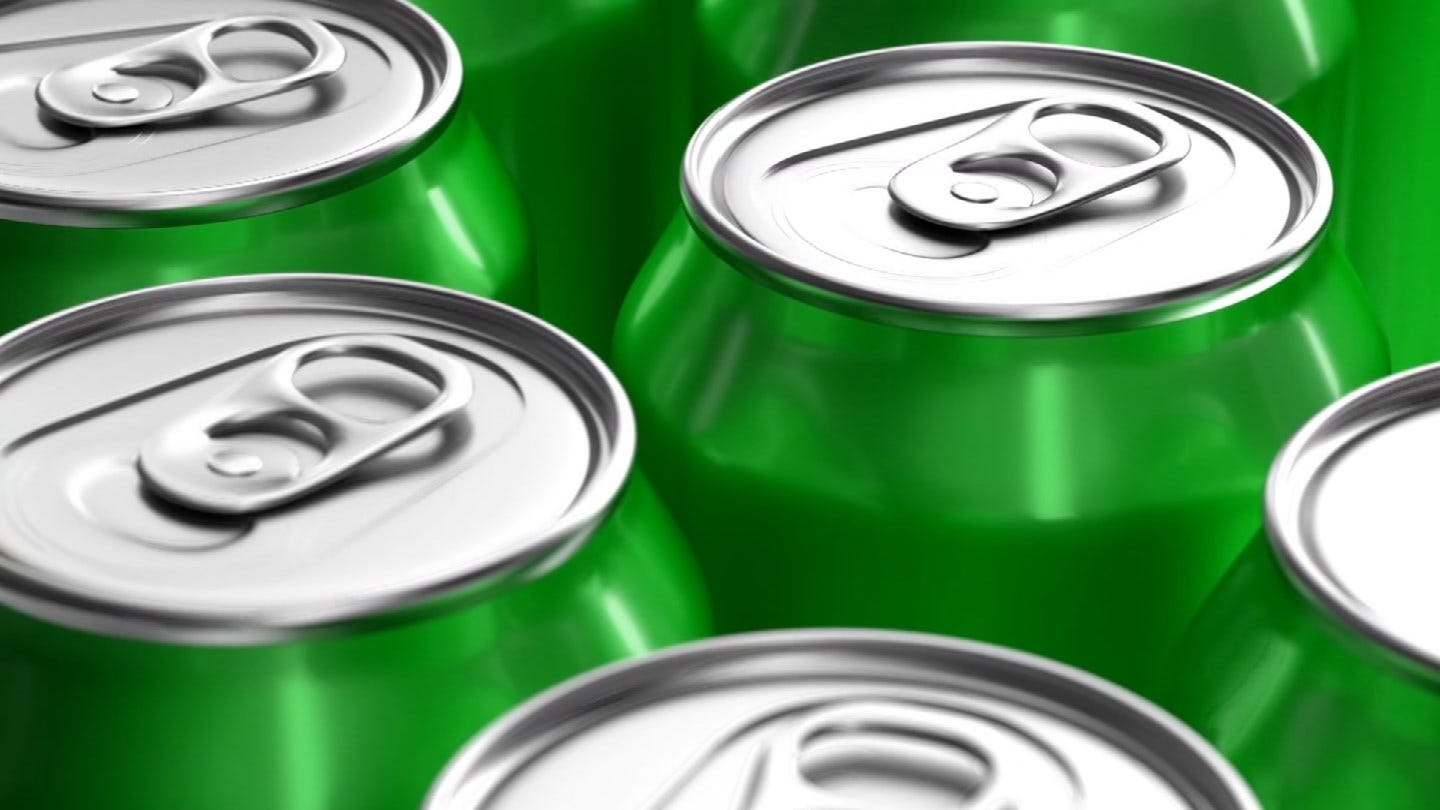 After Teen's Death, Bill Proposed Banning Energy Drink Sales To Children In South Carolina