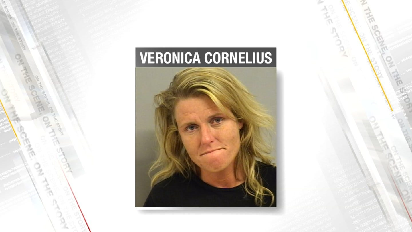 Mother Arrested, Told Police She Used Meth While With Her Children In Sand Springs
