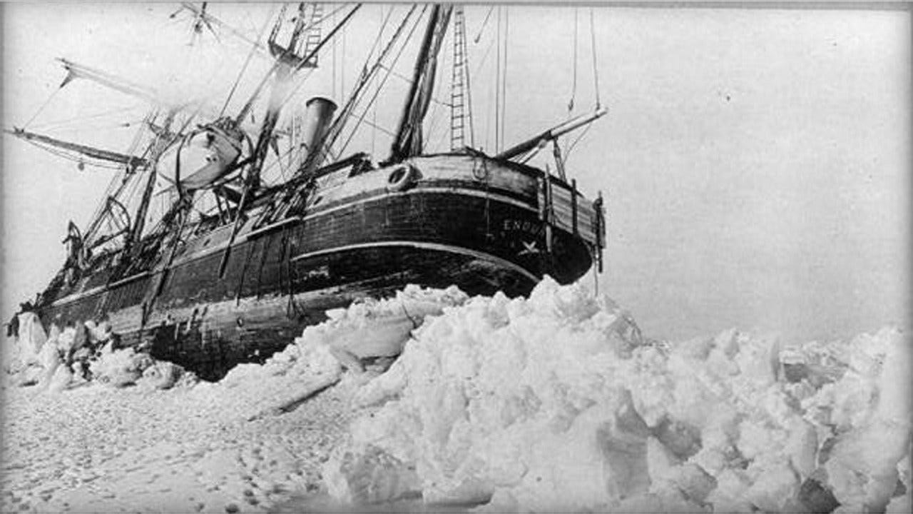 Expedition To Antarctica Hopes To Discover Famed Explorer's Lost Ship
