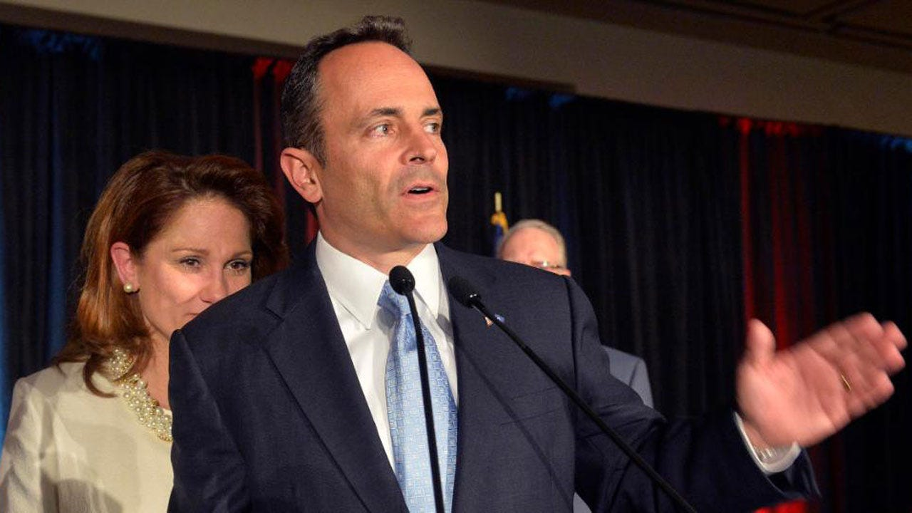 Kentucky Gov. Apologizes For Comments Linking Teacher Protests To Child Abuse