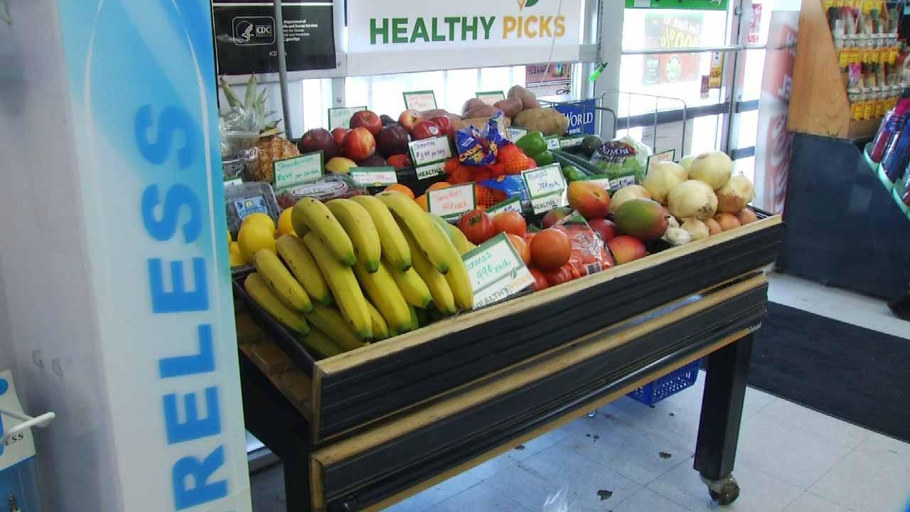 Mobile Market Brings Fresh Produce To Tulsa Food Deserts