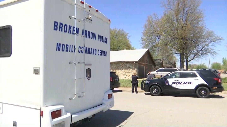 Two Men Arrested After Standoff In Broken Arrow